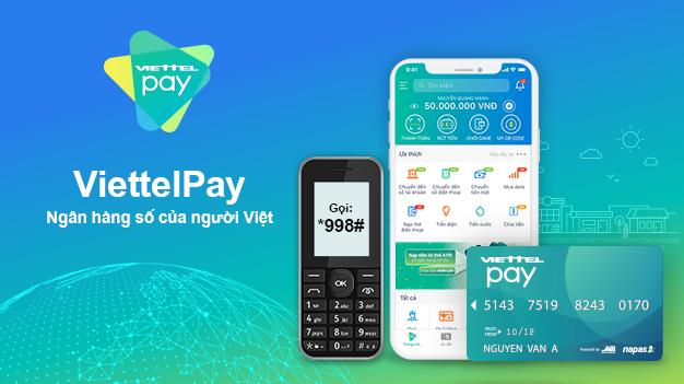 Giới thiệu ViettelPay là gì ViettelPay Ngân hàng số của người Việt