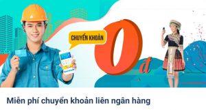 Chuyển tiền miễn phí liên ngân hàng với ViettelPay Kiên Giang
