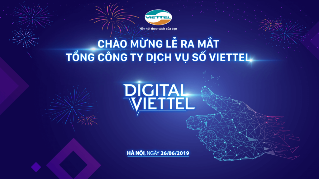 Tổng Công ty dịch vụ số Viettel - Viettel Digital Services Corporation